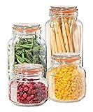Oggi Glass Jars - Best Reviews Guide