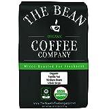 The Bean Coffee Company Organic Vanilla Nut, Medium Roast, Whole Bean, 5-Pound Bag