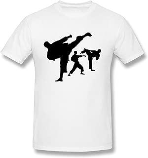 Men's Fighter 3 Mann 1 Farbig T-Shirt