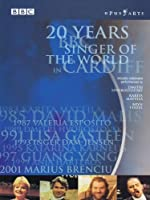 BBC Singer of the World in Cardiff [DVD]