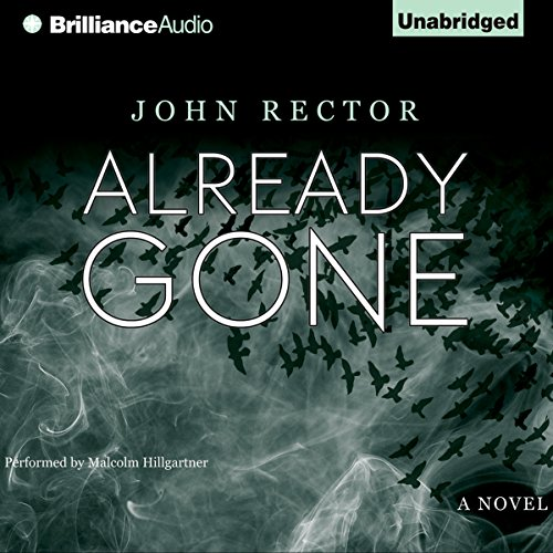 Already Gone audiobook cover art