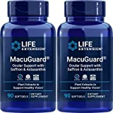 Life Extension MacuGuard 90 softgels (Pack of...