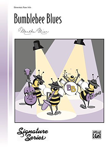 Bumblebee Blues: Elementary Piano Solo (Signature Series) (English Edition)