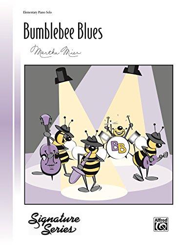 Bumblebee Blues: Elementary Piano Solo (Signature Series) (English Edition)