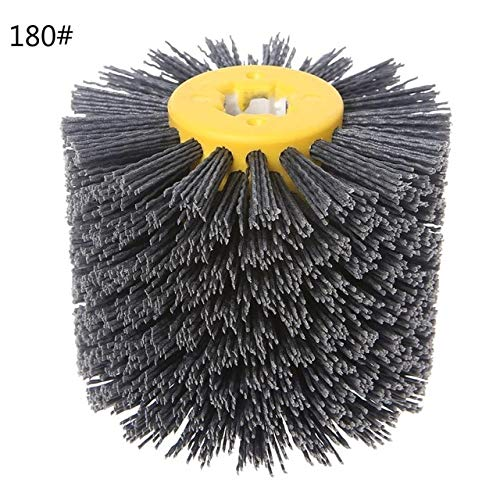 Affordable Xucus Deburring Abrasive Wire Drawing Round Brush Head Polishing Grinding Buffer Wheel - ...