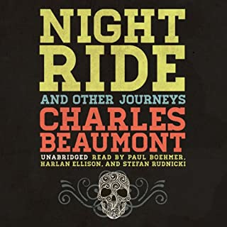 Couverture de Night Ride, and Other Journeys