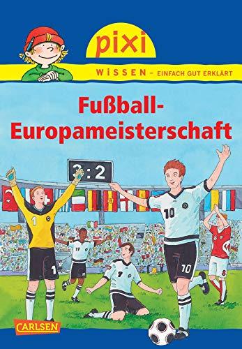 Pixi Wissen, Band 72: Fußball-Europameisterschaft