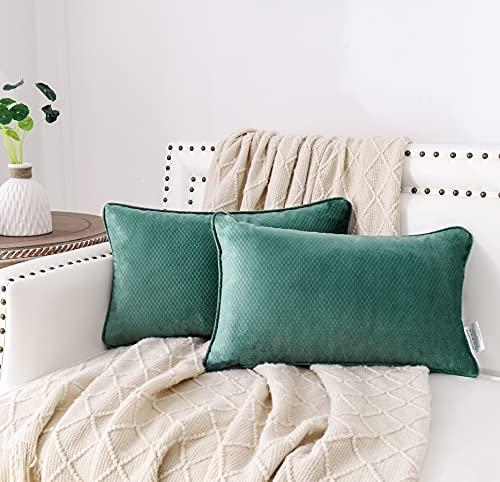 cojín 50×50 verde de la marca Nottingson Home