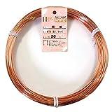 ダイドーハント (DAIDOHANT)  ( 軟質 ) 銅線 [ 電気銅 ] [太さ] #16 1.6 mm x [長さ] 56m 58080