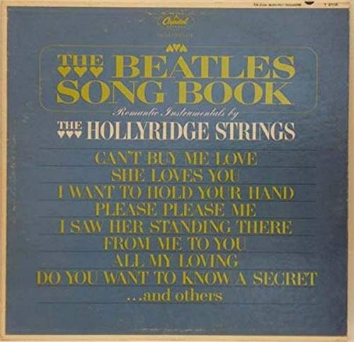 The Hollyridge Strings Play: Magical Mystery Tour: The Beatles Song Book, Vol. 5