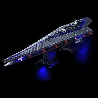 Lightailing Light Set for (Star Wars Super Star Destroyer) Building Blocks Model - Led Light kit Compatible with Lego 10221(NOT Included The Model)