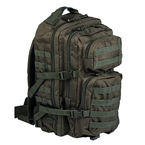 Mil-Tec US Assault Pack lg oliv