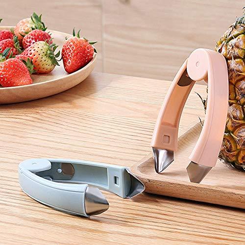 TIGOWL Küche Ananas zu Auge Ausrüstung Stiel Augenklemme Graben Samenklemme Pedico Home Wurzel Fruchtabscheider