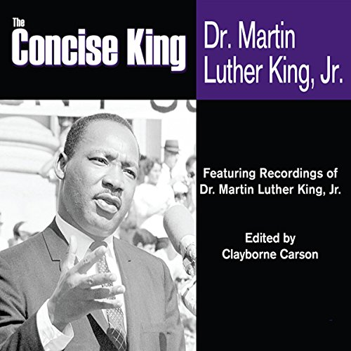 The Concise King audiobook cover art