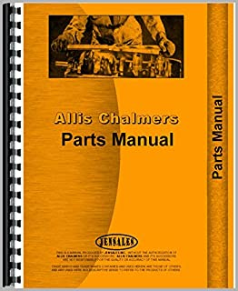 New Parts Manual For Allis Chalmers 170 175 Tractors