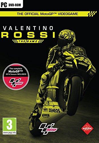 PC DVD Valentino Rossi The Game (MotoGP 16) NEU&OVP UK Import, auf deutsch spielbar