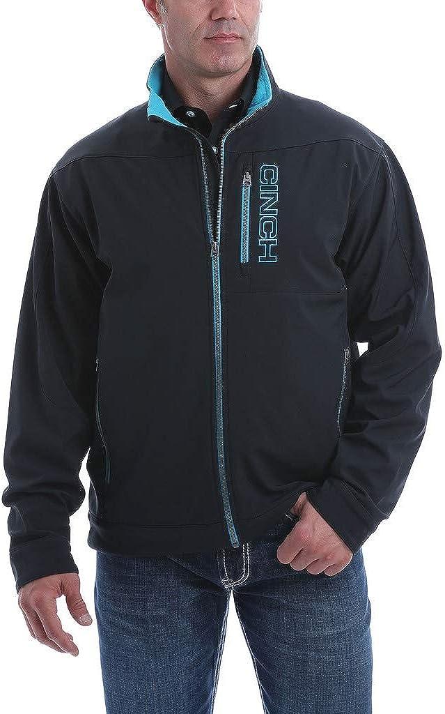 Cinch Men's Solid Concealed Carry Bonded Jacket