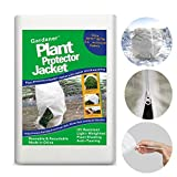 Gardaner Plant Covers Freeze Protection & Plant Frost Blanket - 2.5 oz/yd² 85 X 75 inch f...