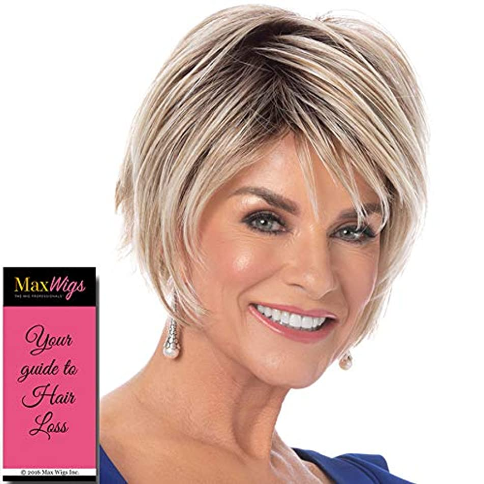 Trendsetter Wig Large Cap Color Med Blonde Rooted Toni Brattin Wigs 5