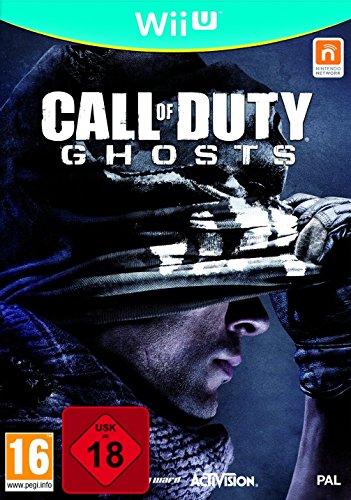 Nintendo Wii U Call of Duty Ghosts 100% Uncut AU Import, auf deutsch spielbar