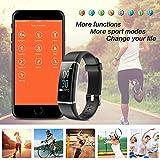 Zoom IMG-2 iposible fitness tracker orologio impermeabile
