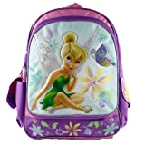 Disney Tinker Bell Large 15' Backpack - Magic Butterfly