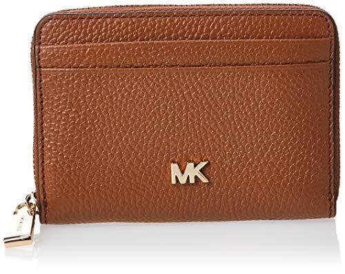 Michael Kors Mott, Bolsa de Noche para Mujer, Luggage, Small