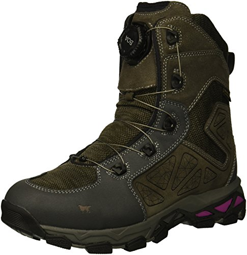 Irish Setter Women's Ravine Hiking Boot, Brown/Lilac, 8 B US