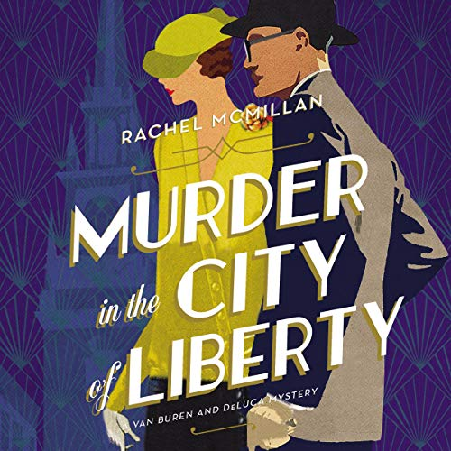 Murder in the City of Liberty audiobook cover art