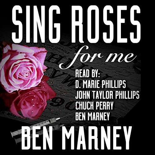 Sing Roses for Me audiobook cover art