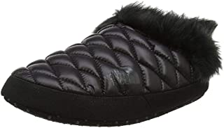 Womens The North Face Thermoball Tent Mule Faux Fur IV Winter Slippers