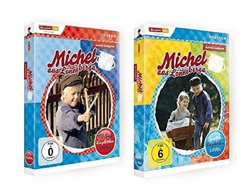 Michel aus Lönneberga - TV-Serie + Spielfilm - Komplettboxen * DVD Box Set