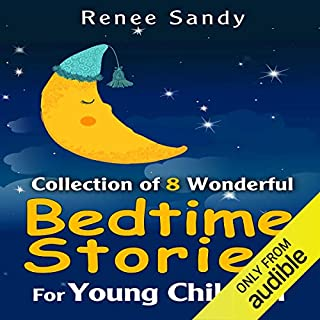 Collection Of 8 Wonderful Bedtime Stories for Young Children audiobook cover art
