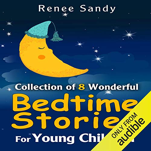 Collection Of 8 Wonderful Bedtime Stories for Young Children cover art