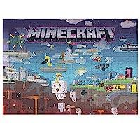 マインクラフト ジグソーパズル 1000/500/300ピース 子供 大人向け パズルおもちゃ 誕生日プレゼント