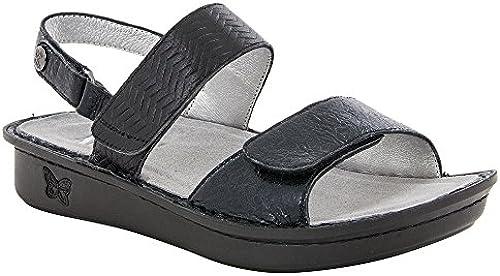 Alegria damen Verona Sandal, Braided schwarz, schwarz, schwarz, Größe 41 EU (10.5-11 M US damen)  billig und hochwertig
