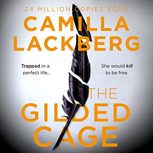The Gilded Cage audiobook cover art