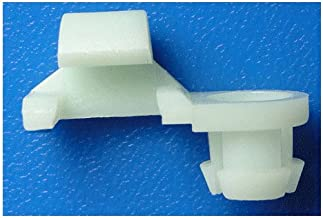 Tailgate Rod Retainer Clip, fits for GM #14037239, 15545178, Trucks C, K 1, 2, 3 1981-Up (Pack of 20)
