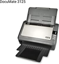 Xerox DocuMate 3125 Duplex Scanner with Document Feeder for PC and Mac