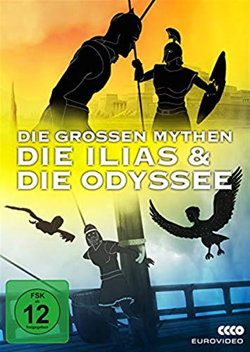 Die großen Mythen - Die Ilias & Die Odyssee [4 DVDs]