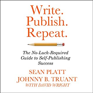 Write. Publish. Repeat. cover art