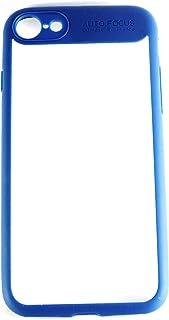 Autofocus Transparent IPhone 7 & 8 Case Cover (Transparent Blue)
