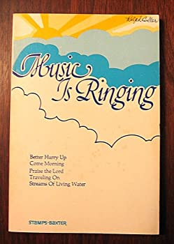 Paperback Music is Ringing: 135 New and Favorite Gospel Songs Book