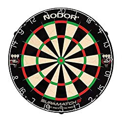 Bristle dart board Supamatch M2
