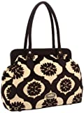 Petunia Pickle Bottom Handtasche Cosmopolitain Carryall, Black Forest Cake