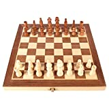 ColorBaby - Juegos de mesa ajedrez estuche de madera CB Games (45595)