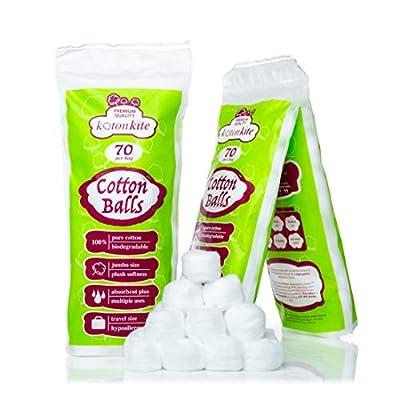 Jumbo Cotton balls 210