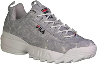 Fila Men's Disruptor II Denim Sneaker