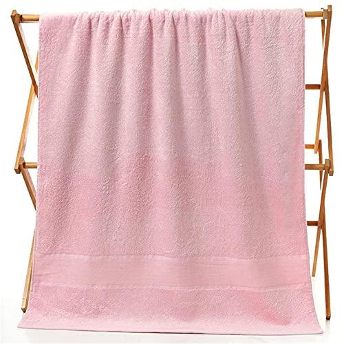 Cerca de 70x140cm Fibra de bambú Cian de Color Amarillo Rosa Verde más Grueso Grueso seco Exquisito Encaje casa de baño de Toalla de baño-C4 Toallas de multipropósito para baño Manos Cara Gimnas