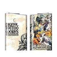 グローシール glo グロー シール glo グロー専用 スキンシール 電子タバコ ステッカー DIGITAL TATTOO WORKS コレクション 01 DIGITAL TATTOO 56-gl0001
